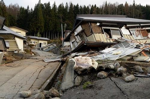 大地震の予知と天変地異